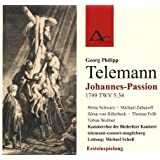 Telemann: Johannes-Passion (1749) TWV 5:34