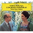 Teresa Berganza - Canciones Espa�olas