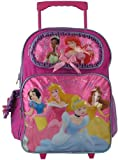 Disney Princess Large Rolling Backpack