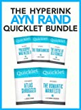 The Ultimate Ayn Rand Quicklet Bundle (Atlas Shrugged, The Fountainhead, The Virtue of Selfishness, and More!)