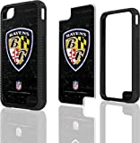 NFL | Baltimore Ravens - Alternate Distressed | Skinit Infinity Case for Apple iPhone 4 & 4s at Amazon.com