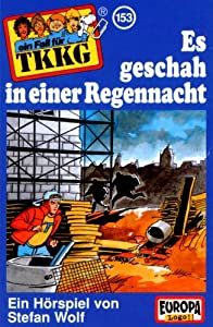 153/Es Geschah in Einer Regen [Musikkassette]