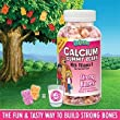 L'il Critters Calcium Gummy Bears With Vitamin D 200 Gummy Bears (6 Bottle Pack)