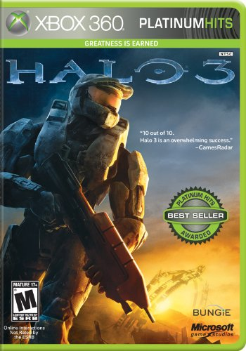 Halo 3 - Xbox 360 (Halo 3 Xbox Console compare prices)