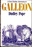 Galleon (0802709893) by Dudley Pope