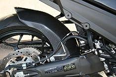 ストライカー(STRIKER) エアロデザイン リヤフェンダー ノーマルスイングアーム用 カーボン ZX-14R (ABS) SAD-RF116C