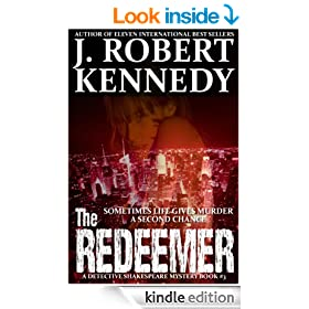 The Redeemer (A Detective Shakespeare Mystery, Book #3) (Detective Shakespeare Mysteries)