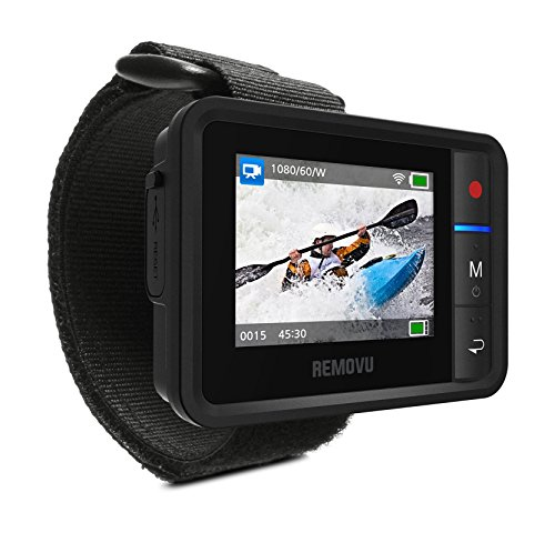 REMOVU-RM-R1-Plus-Water-proof-Wi-Fi-live-viewer-remote-controller-for-GoPro--HERO4-SESSION-HERO3-HERO3
