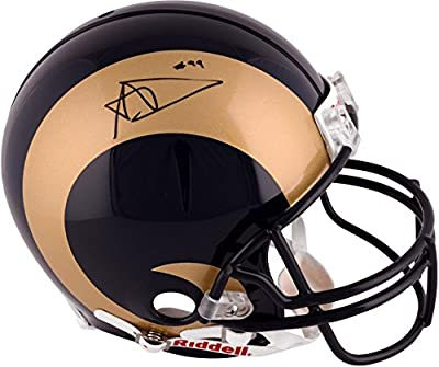 Aaron Donald Los Angeles Rams Autographed Riddell Pro-Line Authentic Helmet - Fanatics Authentic Certified
