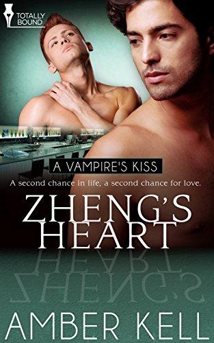 Amber Kell - Zheng's Heart (A Vampire's Kiss Book 2)