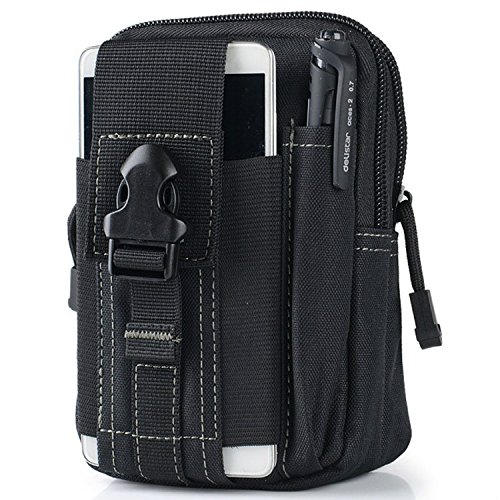 ZJtech-Tactical-Molle-Pouch-Compact-EDC-Utility-Gadget-Waist-Bag-Pack-with-Cell-Phone-Holster-for-iPhone-6-Plus