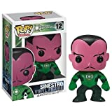 Sinestro Pop! Heroes - Green Lantern Movie - Vinyl Figure