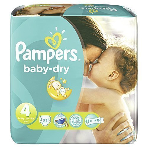 pampers baby dry maxi megapack gr e 4 preisvergleich. Black Bedroom Furniture Sets. Home Design Ideas