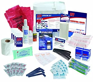 ER Emergency Ready Family Hygiene Emergency Kit by ER Emergency Ready
