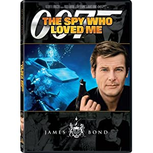 Amazon.com: The Spy Who Loved Me: Roger Moore, Barbara Bach, Curd Jürgens, ...