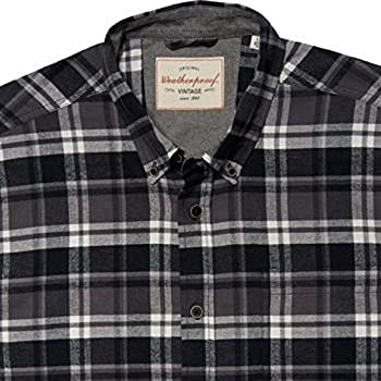 Weatherproof Men's Vintage Flannel Shirt