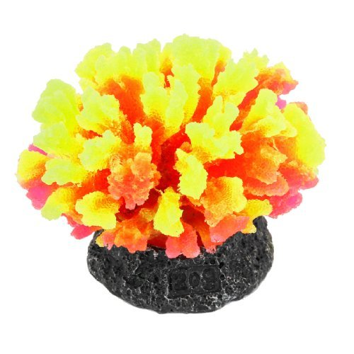 Water & Wood Yellow Red Silicone Artificial Aquarium Coral Ornament galletto 1260 obdii eobd ecu remap diagnostic chip flashing cable