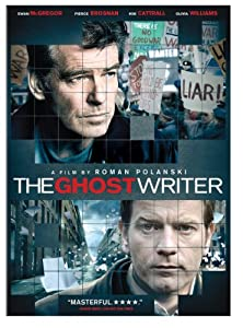"Cover of ""The Ghost Writer"""