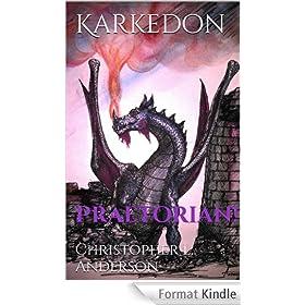 Karkedon (PRAETORIAN! Book 2) (English Edition)