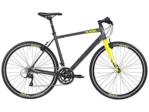 Bergamont-Sweep-60-Fitness-Bike-Fahrrad-graugelb-2016-Gre-52cm-170-178cm