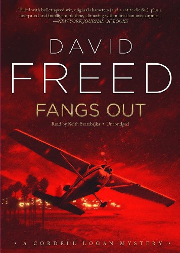 Fangs Out (Cordell Logan #2) - David Freed