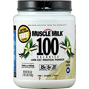 Muscle Milk 100 Calorie Protein Powder