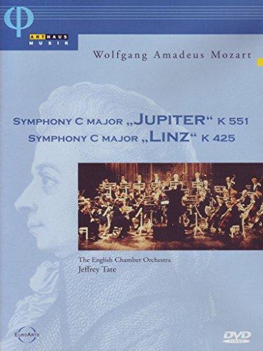Mozart: Symphonies In C Major [DVD] [2008]