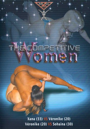 Real Topless Fighting: The Competitive Women of [DVD] [Import]