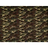 Galaxy Camo Futon Cover, Full Size