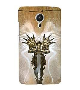 EPICCASE Lord of Ring Mobile Back Case Cover For Meizu MX 5 (Designer Case)