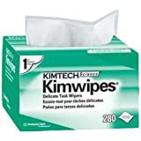 KIMBERLY-CLARK PROFESSIONAL* KIMTECH SCIENCE KIMWIPES, Tissue, 4 2/5 x 8 2/5, 280/Box