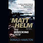 The Wrecking Crew: The Matt Helm Series, Book 2 | Donald Hamilton
