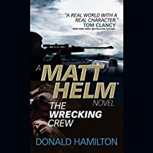 The Wrecking Crew: The Matt Helm Series, Book 2 (       UNABRIDGED) by Donald Hamilton Narrated by Stefan Rudnicki