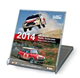 2014 Desktop Rally Calendar: History meets the Present