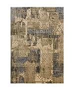 Tapis a Porter Alfombra Galata Barro/Multicolor 120 x 170 cm