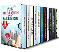 THE BEST SKIN AND HAIR REMEDIES BOX SET (11 IN 1): NON-TOXIC AND ALL-NATURAL RECIPES FOR YOUR HAIR AND BODY (DIY ORGANIC REMEDIES)