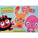 Refined Moshi Monsters Mini Monsters Jigsaw - Cleva Edition H8' Bundle