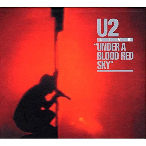 U2 - Under a Blood Red Sky - Deluxe Edition CD/DVD - Zortam Music