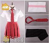 コスプレ衣装◆『咲-Saki-』阿知賀編  鷺森 灼(さぎもり あらた)--女性Sサイズ コスチューム