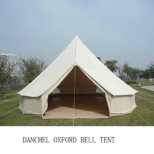 DANCHEL 900D Oxford Bell Tent Fabric 3000mm Waterproof ... & DANCHEL 900D Oxford Bell Tent Fabric 3000mm Waterproof Four Season ...