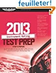 Instrument Rating Test Prep 2013: Stu...