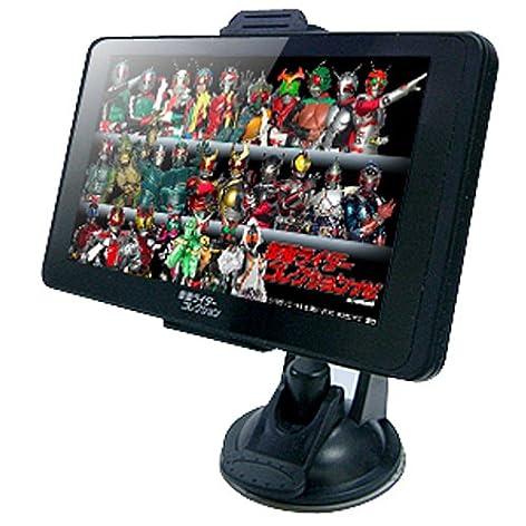RWC 仮面ライダーコレクション 5インチ ワンセグテレビ付きポータブルナビ RL-MR500