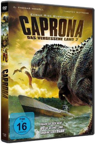 Caprona - Das vergessene Land 2 (DVD)