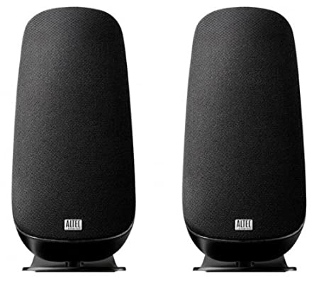 Enceintes multimedia 2.0 ALTEC LANSING VS3020 NOIR 2.0