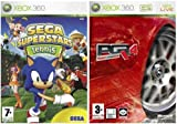 Sega Superstar Tennis & Project Gotham Racing 4 Bundle Pack (Xbox 360) - Xbox 360 Console Sold Separately