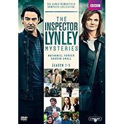 Inspector Lynley Mysteries Remastered: Complete Series
