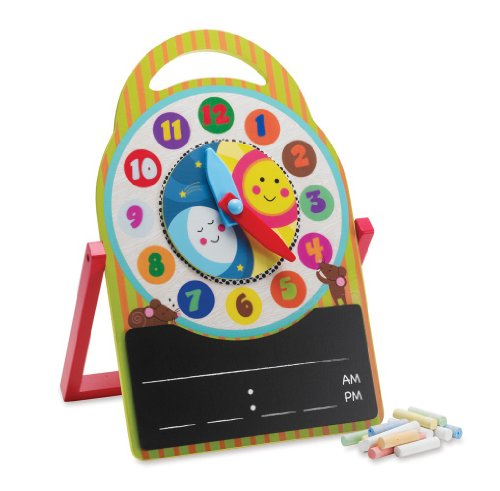 Manhattan Toy Tickety-Tock Clock (Discontinued by Manufacturer)
