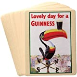 Guinness Heritage Advertising Coasters