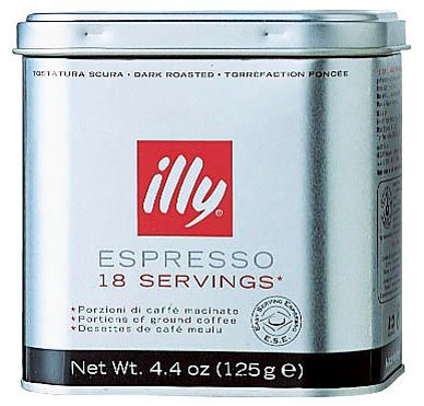 Shop for Illy Caffe Dark Roast Servings - EURDH