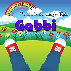 Amazon.com: Happy Birthday to Gabbi (Gabbee, Gabby, Gabee
